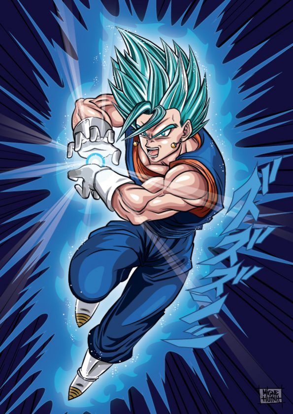 Super Vegeto Blue