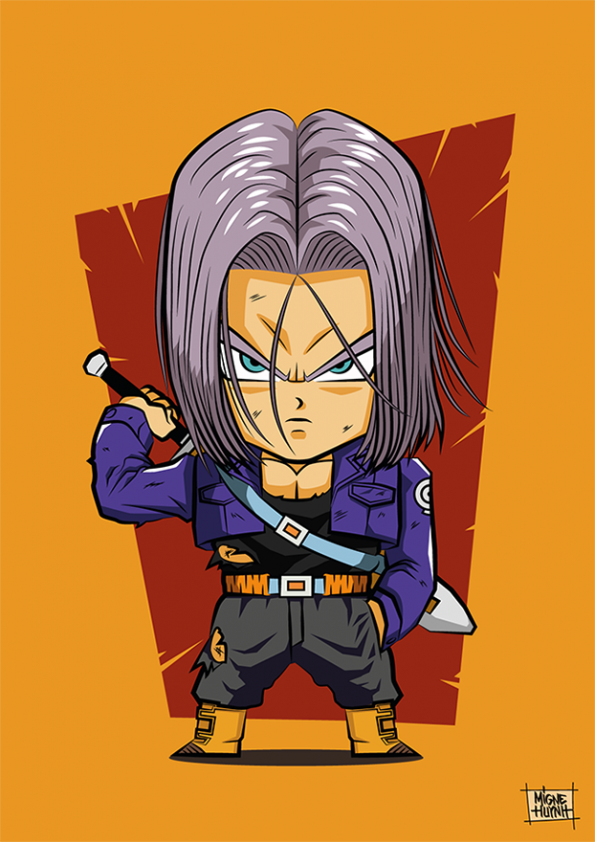 Trunks Chibi