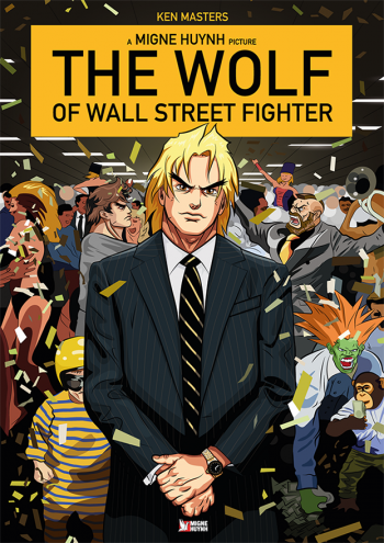 The Wolf of Wall Street Fighter