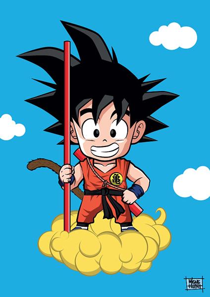 Kid Goku Chibi