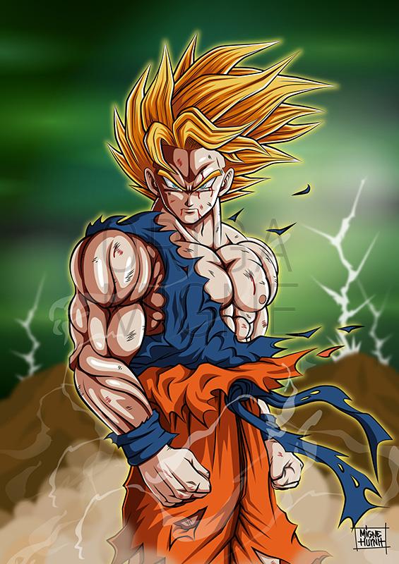Goku Namek