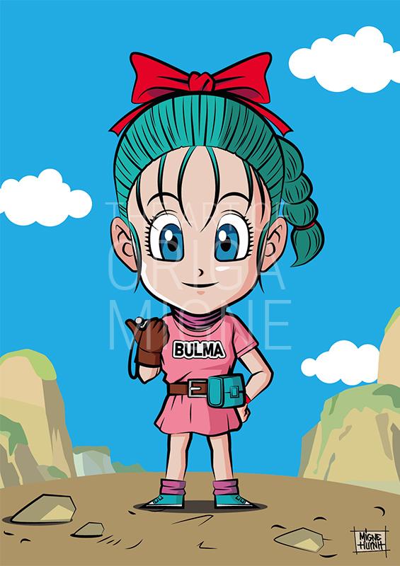 Bulma Chibi