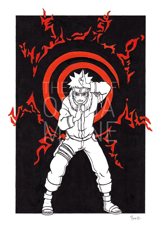 Dessin Naruto 2
