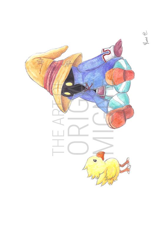 Bibi illustration